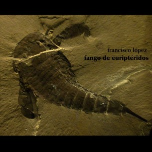 'Mud of Eurypterids' is one of the last sound pieces Lopez created with a reference to arthropods, some twenty years ago, at a time when his research work in entomology was fading away in favor of ecology.